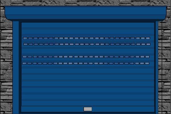 100 mm profily   integrované okienka