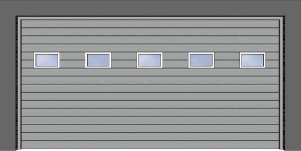 Integrované okná