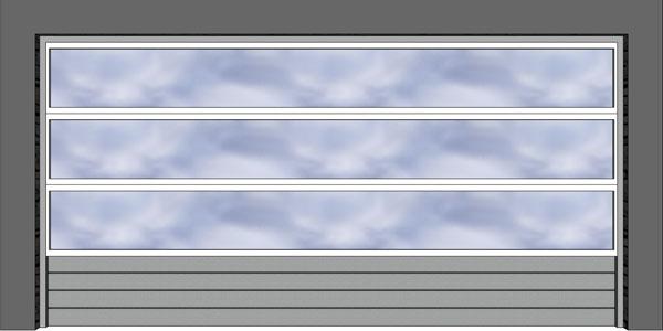 Hliníkový okenný profil